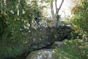 At Faughart by St. Brigid's Stream – Author Unknown