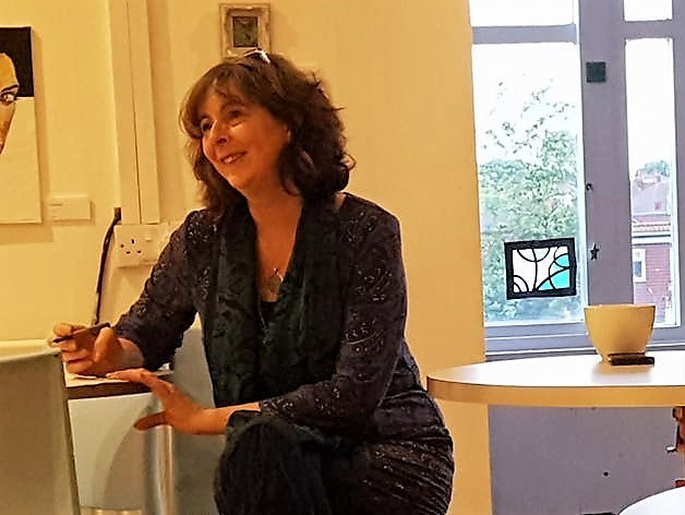 Creative Writing Workshop with Poet and 'Word Witch' Siobhan Mac Mahon
