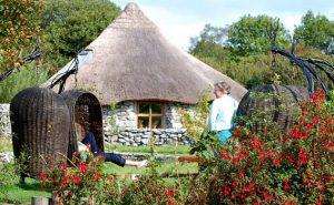 Brigits's Garden, Pollagh, Rosscahill, Galway